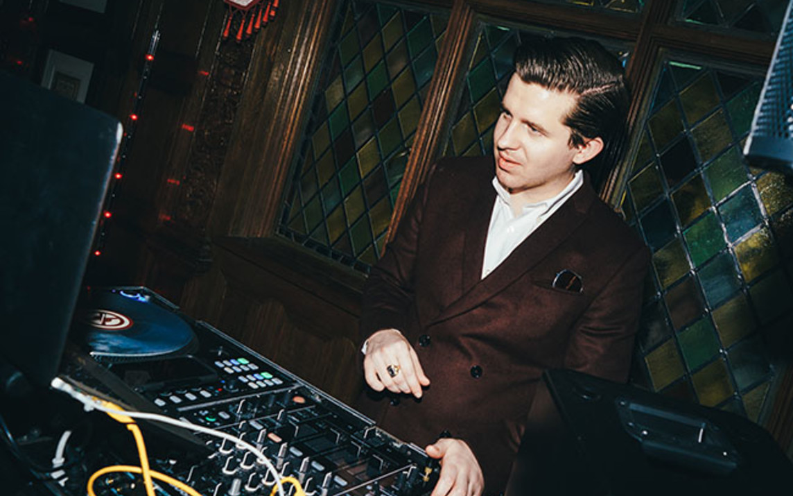 Off-route experiences with Dallas's resident DJ, Blake Ward